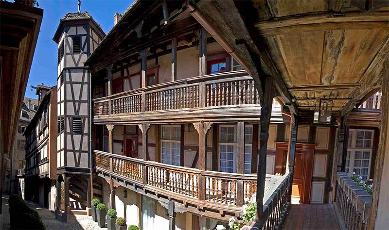 Our Hotels - SoGeHo In Strasbourg and Colmar